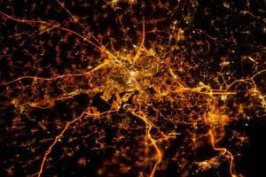 Belgija iz svemira