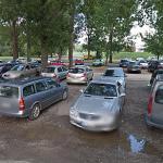 parking-štrand