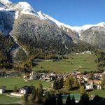 Bergun-Switzerland