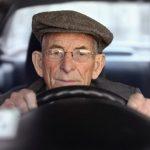 deda za volanom