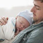 otac i beba