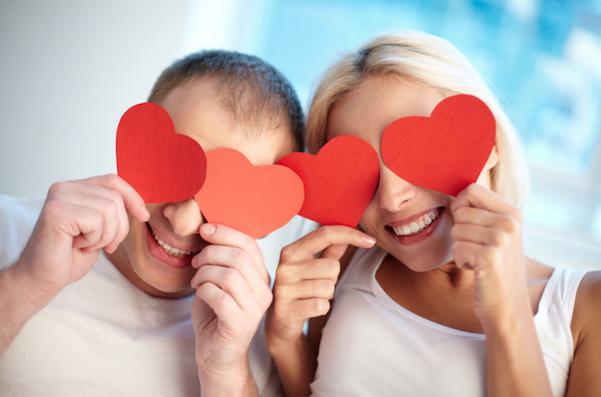 ljubav dvoje srca