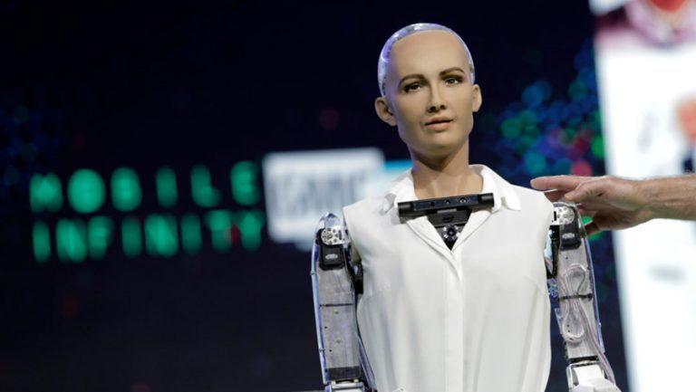 robot politiar