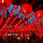 KINESKA NOVA GODINA LAMPIONI