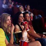 ljudi u bioskopu