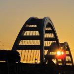 novi žeželjev most i sunce