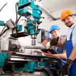 radnici za mašinom