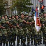 vojska srbije parada