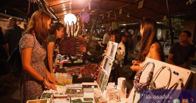 novosadski nocni bazar