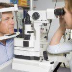 očni pregled