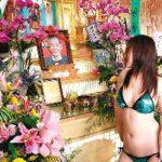 striptiz na sahrani
