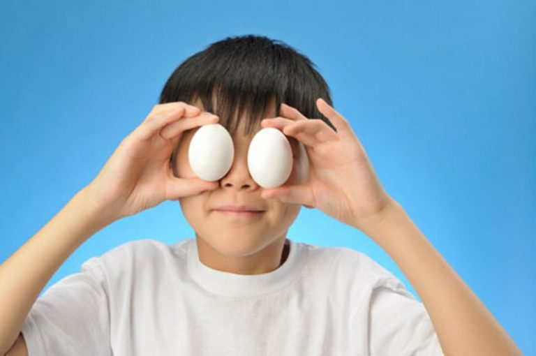 jaja i oči