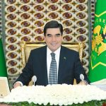 predsednik turmenistana