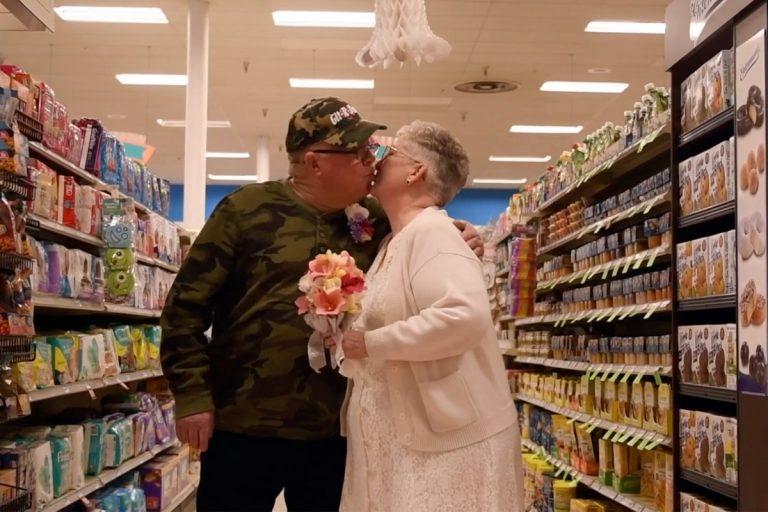 venčali se u supermarketuž