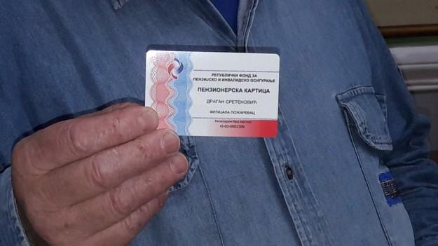 penzionerska kartica