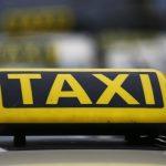 taksi znak