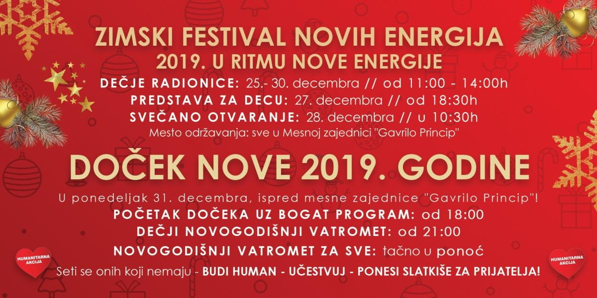 ZIMSKI FESTIVAL NOVIH ENERGIJA NA NOVOM NASELjU